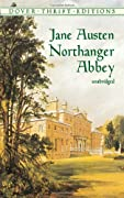 Northanger Abbey by Jane Austen cover image