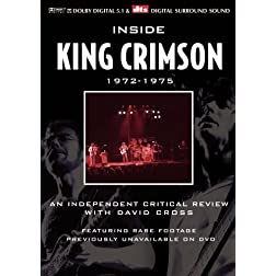 Inside King Crimson 1972-1975