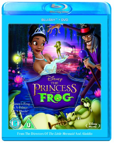 The Princess and the Frog Double Play (Blu-ray + DVD)