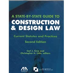 A State-by-State Guide to Construction and Design Law