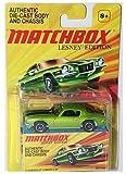 Matchbox 2010 Lesney Edition '71 Chevrolet Camaro Z-28, 1:64 Scale