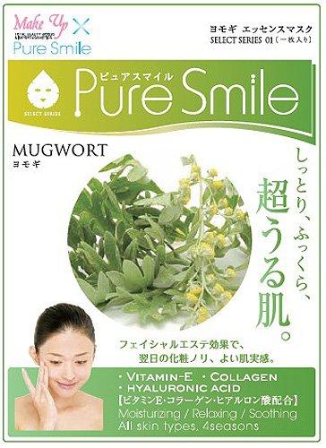 Pure Smile シートマスク 30枚セット ヨモギ