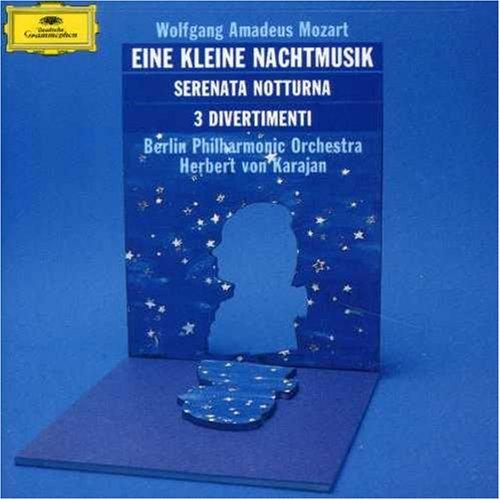 Mozart: Eine Kleine Nachtmusik, etc./Karajan, Berlin PO