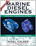 img - for Marine Diesel Engines: Maintenance, Troubleshooting, and Repair book / textbook / text book