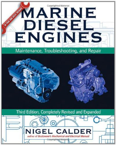 Marine Diesel Engines: Maintenance, Troubleshooting, And Repair front-577987