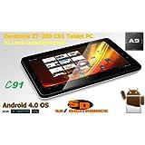 "TABLET PC 10"" ZENITHINK C91 CAP.4.0/1GHZ/1GB/8GB"