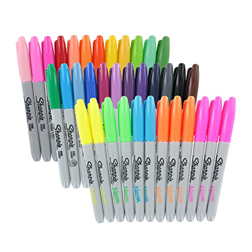 sharpie-permanent-markers-fine-point-assorted-colors-pack-of-36