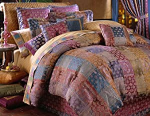 Croscill Arabella 4pc W.c. King Sheet Set