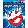 NEW & SEALED! Ghostbusters 1 & 2 Blu-ray + UV