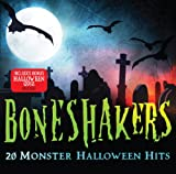 Bone Shakers: 20 Monster Halloween Hits Various Artists