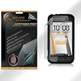 Anti-Grease Custom-Fit Screen Guard Protector For HTC Droid Incredible 2 ADR6350