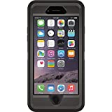 OtterBox Defender Case for Apple iPhone 6 - Black