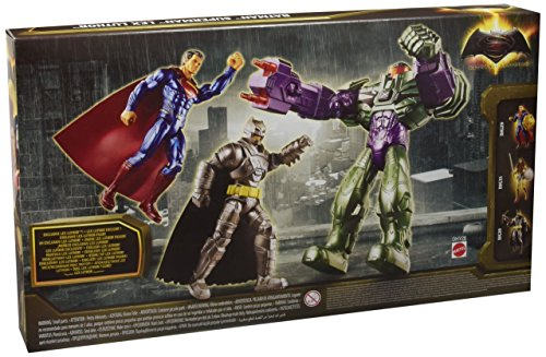 Batman v Superman: Dawn of Justice Lex Luthor Figure 3-Pack at Gotham City Store