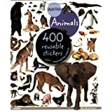 "EyeLike Stickers: Animals: 400 Reusable Stickers Inspired by Naturevon ""playBac Edu-Team"""