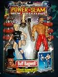 WCW Powerslam Series Buff Bagwell Action Figure