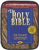 KJV New Testament/Cassette/Scourby