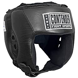 Contender Fight Sports Cheekless Competition Headgear by Ringside Inc.