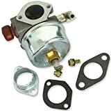 Generic Carburetor W/ Gaskets Fits for Tecumseh 632795A TVS ECV LAV Series Engines