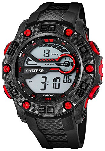 calypso-mens-quartz-watch-with-digital-clock-plastic-clock-with-polyurethane-strap-k5691-colour-blac