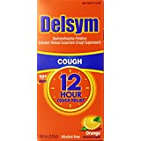 Delsym 12 Hour Cough Relief (5 oz.) ~ Delsym