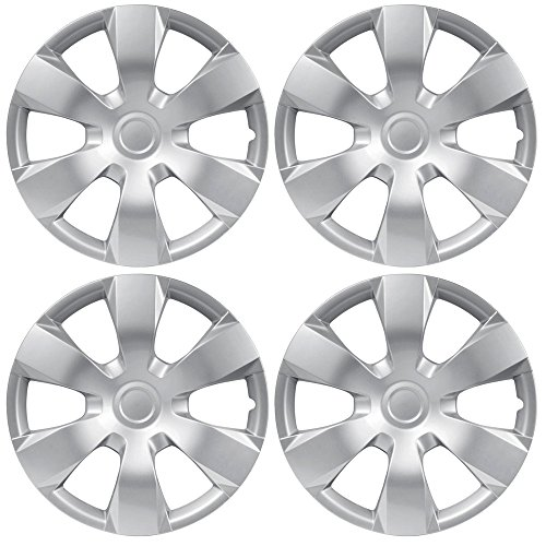 BDK Toyota Camry Style Hubcaps Cover, 16