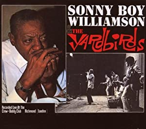 Sonny Boy Williamson & the Yardbirds-Live at the