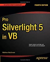 Pro Silverlight 5 in VB Front Cover