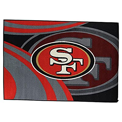 NFL Tufted Cosmic Rug (59X39)