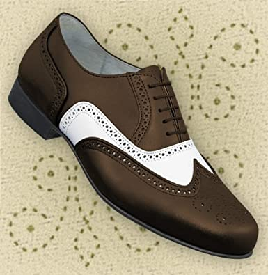 aris allen s 1930s brown and white