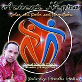 Amazon.com: Salsa y Mucho Más: Leonel Limonta & Azúcar Negra: MP3