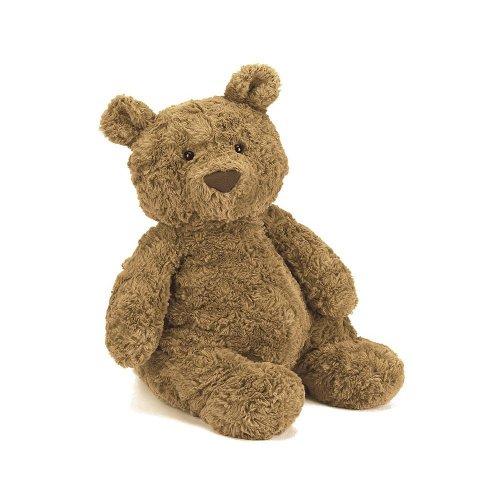 "Jellycat® Bartholomew Bear, Huge - 19"" front-801873"