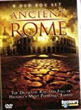 Ancient Rome 8 DVD Box Set by Discovery Channel