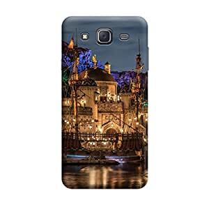 CaseLite Premium Printed Mobile Back Case Cover With Full protection For Samsung J7 2016 (Designer Case)