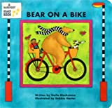 img - for Bear on a Bike (Bear Board Book) by Stella Blackstone (Illustrated, 1 May 2001) Board book book / textbook / text book