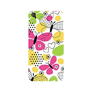 Garmor Designer Plastic Back Cover For HTC Desire 820