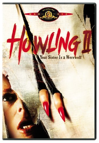 Howling II - Your Sister Is a Werewolf by MGM (Video & DVD) (Howling Ii compare prices)