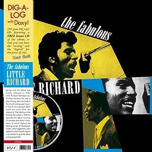 The Fabulous Little Richard (Lp+cd) [VINYL]