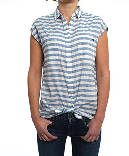 Camisa Pepe Jeans Linda Azul L Azul