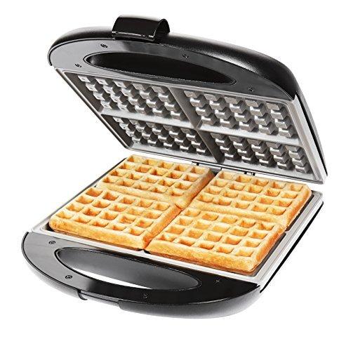 4 Slice Ceramic Waffle Maker