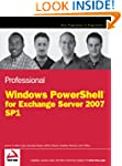 Professional PowerShell for Exchange...