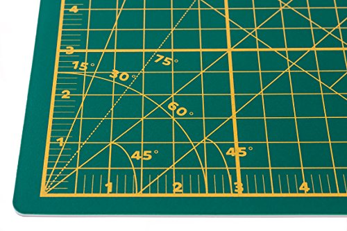 Paragon Crafts Multipurpose, Double Sided Self Healing Cutting Mat is