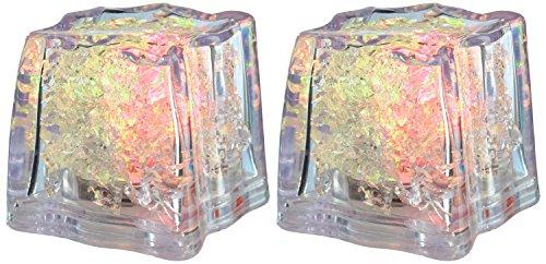 106266 LED-Eiswürfel, mehrfarbig