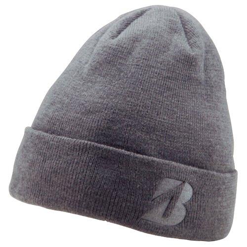 bridgestone-2016-golf-winter-beanie-hat-grey