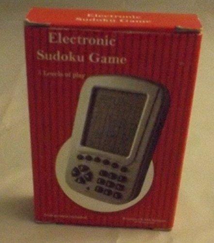 Electronic Sudoku Game - 1