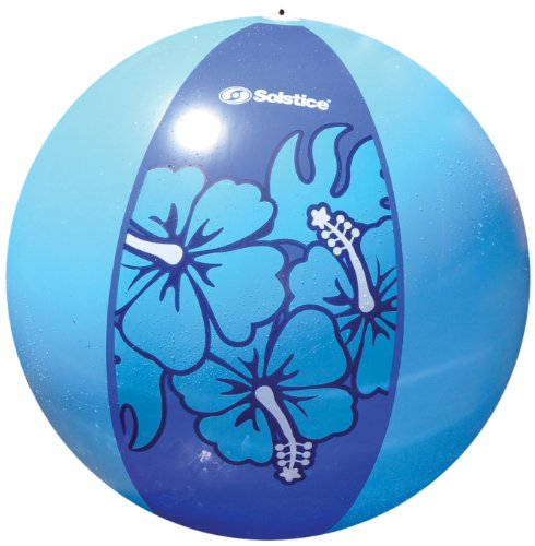 Swimline Giant Aloha Beach Ball front-1073598