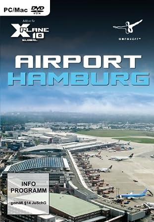 Flight Simulator X - X-Plane 10 Airport Hamburg (Add-On)
