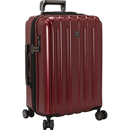 Delsey Luggage Helium Titanium Carry-On EXP Spinner