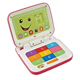 Fisher Price Laugh Learn Smart Stages Laptop Pink