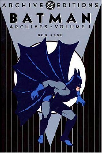 Batman Archives, Vol. 1 (DC Archive Editions) by DC Comics (1997) Hardcover