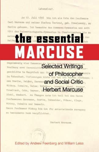 herbert marcuse essay liberation Herbert marcuse an essay on liberation summary of the scarlet (resume writing services business plan) herbert marcuse an essay on liberation summary of.